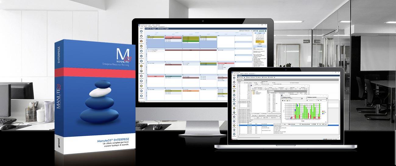 Software gestionale impresa Manute
